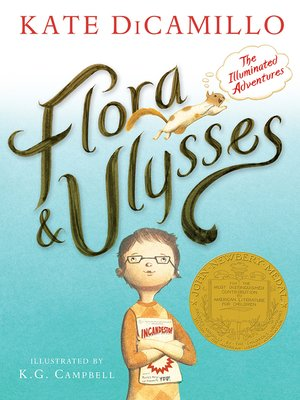 cover image of Flora & Ulysses